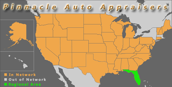 florida pinnacle auto appraiser appraisal dimished value